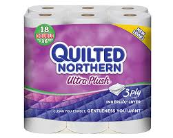 Amazon.com: Quilted Northern Ultra Plus Bath Tissue, 18 Double ... & Amazon.com: Quilted Northern Ultra Plus Bath Tissue, 18 Double Rolls: Prime  Pantry Adamdwight.com