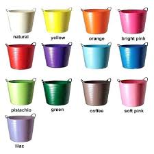 garden bucket. Bucket Garden Plastic Gardening Youtube