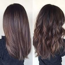 Brunette hair color styles