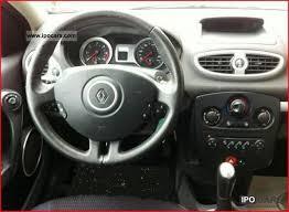 renault clio 2007 interior. 2007 renault clio iii 1.5 dci 70 dynamique 5p limousine used vehicle photo interior r