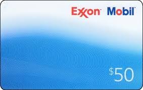 I got two of them and tried many times to turn them in. Gift Card Blue Wave 50 Exxon Mobil United States Of America Blue Wave Col Us Exx 009 050 Sv1603991