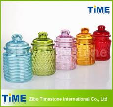 china colored 250ml glass jar with glass lid for cookie candy china 250ml glass jar glass jar for candy