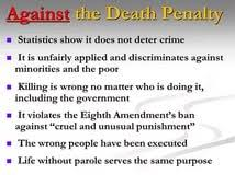essays on the death penalty thesis topics for construction essay on the death penalty 1543 words bartleby