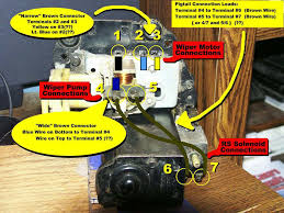 wiring diagram 68 camaro wiper motor wiring image 69 rs wiper motor wiring question team camaro tech on wiring diagram 68 camaro wiper motor