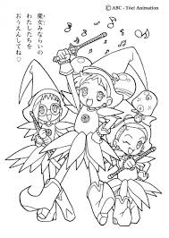 Happiness Kleurplaat Heartcatch Precure Coloring Page Zerochan