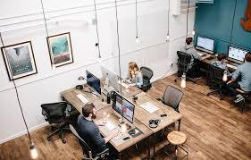 Take A Peek Inside Octopus Creatives Super Cool Office Officelovin