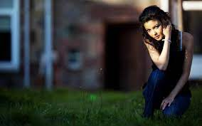Girl PC Wallpapers - Wallpaper Cave