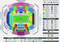 Gillette Seating Chart With Rows Gillette Seating Chart Seating Chart