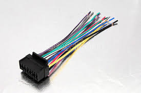 16 pin jvc car stereo radio wire wiring harness plug cabke hw jvc 16 pin car stereo radio wiring wire harness lead