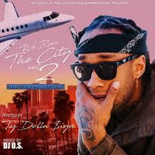 We Run The City Vol.1 Mixtape by Doughboyz Cashout