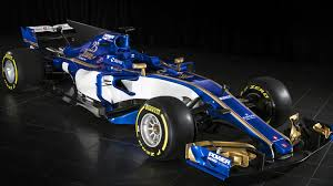 new car launches newsSauber reveal striking new livery for their 2017 car the C36  F1