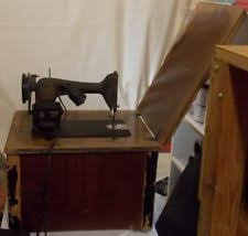item 1 vine 1947 singer model 66 electric sewing machine and cabinet vine 1947 singer model 66 electric sewing machine and cabinet