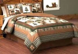 rustic cabin bedding mountain bedding sets lodge quilts deer and cabin bedspreads and quilts lodge rustic rustic cabin bedding