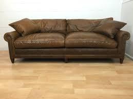ralph lauren sofa. Ralph Lauren Sofa Gorgeous Leather Orig A