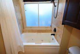 jetted tub shower combo ideas