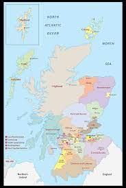 Scotland Maps & Facts - World Atlas