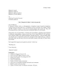 Sample Cover Letter Visa Application France Resume And Letter
