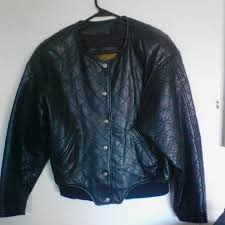90% off Express Jackets & Blazers - SALE! quilt real leather ... & SALE! quilt real leather bomber jacket | vtg Adamdwight.com