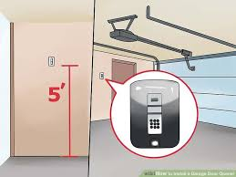 image titled install a garage door opener step 15