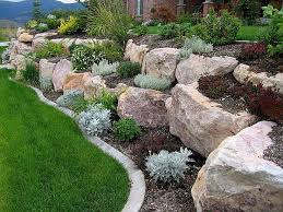Backyard Retaining Wall Designs Stunning Boulder Retaining Wall Offers The Experience Of 4848 Using