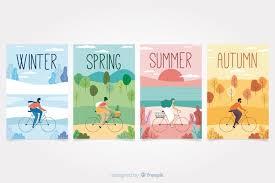 Summer <b>Spring Autumn Winter</b> Images   Free Vectors, Stock Photos ...