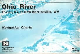 Navigation Charts Ohio River Louisville District Cairo