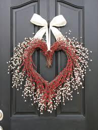Valentine Door Decoration Ideas Valentine Days Cheap Front Door Decorations For Happy Valentine
