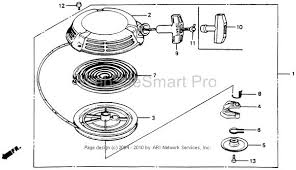 honda mower engine diagram honda wiring diagrams