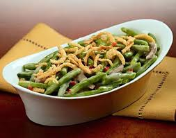 honey baked ham you will love our green bean cerole