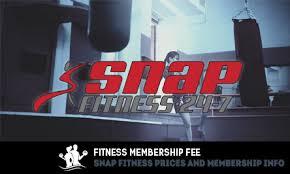snap fitness s membership info