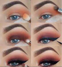 easy step by step eye makeup tutorial