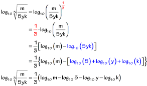 expanding logarithms chilimath