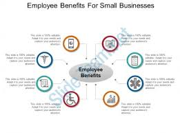 employee benefits package template employee benefits for small businesses ppt design powerpoint