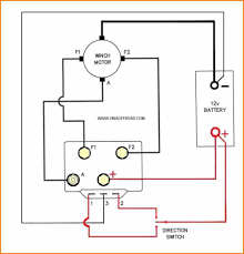 6 pin warn winch wiring diagram wiring diagram today