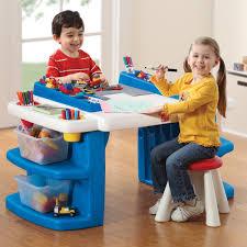 ... Kids desk, Art Desk Toddler Hostgarcia Toddler Art Table Home Decor  Nubeling Art Desk For ...