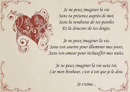 Des Poèmes Damour Très Touchants Message Damour