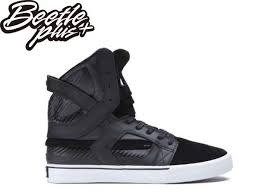 Beetle Plus 西門町 全新 Supra Skytop 2 Ii 滑板鞋 高筒 黑白 好萊塢 Justin S01042 Sup 29