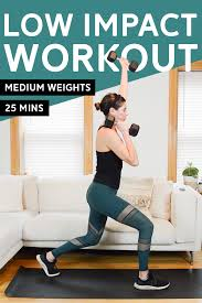home workout with weights total body