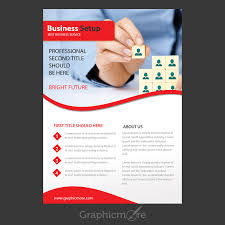 Flyer Design Free Business Setup Flyer Design Free Psd File By Graphicmore