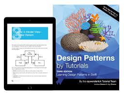 Ios Design Patterns Book Design Patterns By Tutorials