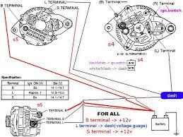 4 wire alternator wiring diagram Powermaster Alternator Wiring Diagram 4 wire alternator diagram mitsubishi 4 diy wiring diagrams powermaster alternator wiring diagram ford