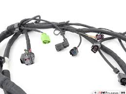 genuine volkswagen audi 06j971604b engine wiring harness es 281644 06j971604b engine wiring harness complete replacement for your shorted harness