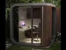 Small Picture Small garden office decor ideas YouTube