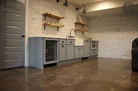 Stained Concrete Kitchen Floor Commercial Concrete Photo Gallery Dancer Concrete Design