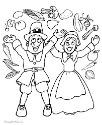 Small Picture Thanksgiving food coloring pages 001