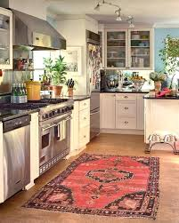 modern kitchen rugs. Black And White Kitchen Rugs For Carpet Patterns Modern Area Ideas Rubber Backed N