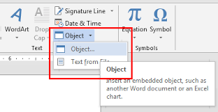 To Resize An Embedded Chart Pdf How To Resize Embedded Word File Properly In Word 2013