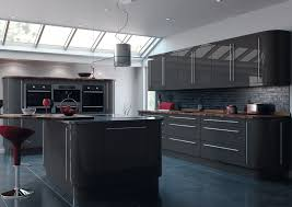curved gloss 3 shipley kitchens yorkshire