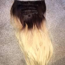 Cachet Hair Design Additional Lengths Remi Cachet Weft Hair Extensions Depop