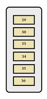 toyota previa first generation mk1 xr10 xr20 1990 1999 fuse toyota previa first generation mk1 xr10 xr20 1990 1999 fuse box diagram